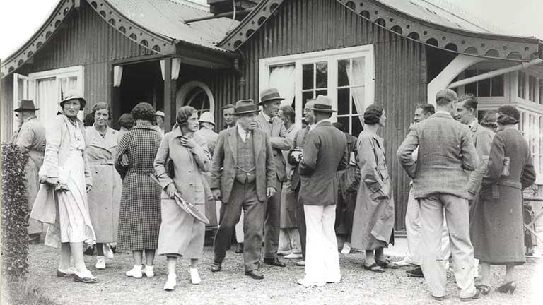 Finals Day August 1934